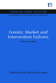 Forests: Market and Intervention Failures - 1st Edition book cover