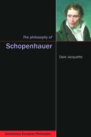 The Philosophy of Schopenhauer - 1st Edition book cover