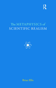The Metaphysics of Scientific Realism - 1st Edition book cover
