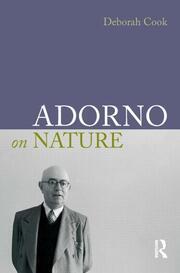 Adorno on Nature - 1st Edition book cover