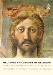 Medieval Philosophy of Religion - 1st Edition book cover