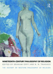 Nineteenth-Century Philosophy of Religion - 1st Edition book cover
