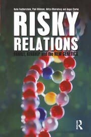 Risky Relations - 1st Edition book cover