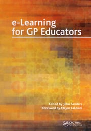 E-Learning for GP Educators - 1st Edition book cover