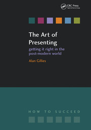 The Art of Presenting - 1st Edition book cover