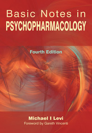 Basic Notes in Psychopharmacology - 4th Edition book cover