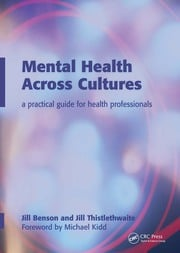 Mental Health Across Cultures - 1st Edition book cover