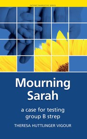 Mourning Sarah - 1st Edition book cover