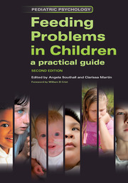 Feeding Problems in Children - 1st Edition book cover