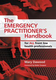 The Emergency Practitioner's Handbook - 1st Edition book cover