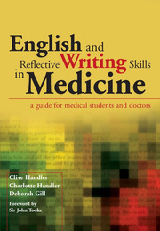 English and Reflective Writing Skills in Medicine - 1st Edition book cover