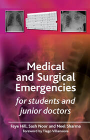 Medical and Surgical Emergencies for Students and Junior Doctors - 1st Edition book cover