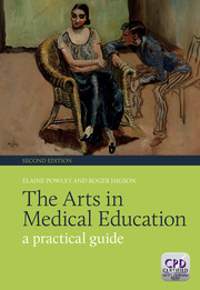 The Arts in Medical Education - 2nd Edition book cover