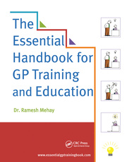 The Essential Handbook for GP Training and Education - 1st Edition book cover