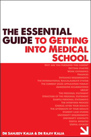 The Essential Guide to Getting into Medical School - 1st Edition book cover
