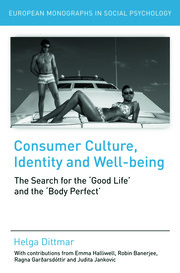 Consumer Culture, Identity and Well-Being - 1st Edition book cover
