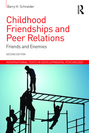 Childhood Friendships and Peer Relations - 1st Edition book cover