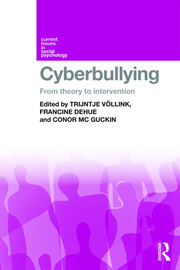 Cyberbullying - 1st Edition book cover