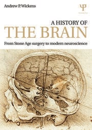 A History of the Brain - 1st Edition book cover