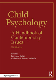 Child Psychology - 3rd Edition book cover