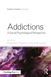 Addictions - 1st Edition book cover