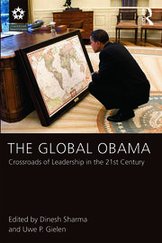 The Global Obama - 1st Edition book cover