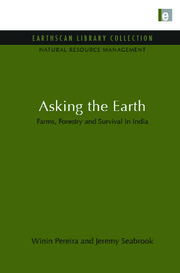 Asking the Earth - 1st Edition book cover