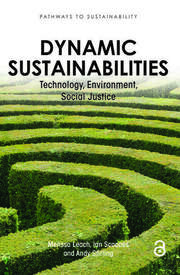 Dynamic Sustainabilities - 1st Edition book cover