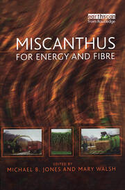 Miscanthus - 1st Edition book cover