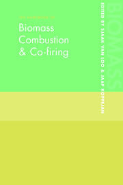 The Handbook of Biomass Combustion and Co-firing - 1st Edition book cover