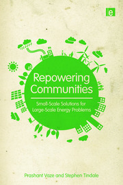 Repowering Communities - 1st Edition book cover