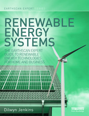 Renewable Energy Systems - 1st Edition book cover