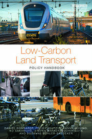 Low-Carbon Land Transport - 1st Edition book cover