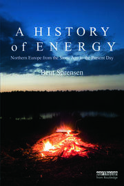 A History of Energy - 1st Edition book cover