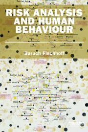 Risk Analysis and Human Behavior - 1st Edition book cover