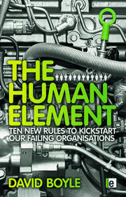 The Human Element - 1st Edition book cover