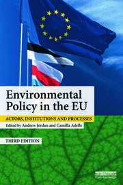 Environmental Policy in the EU - 3rd Edition book cover