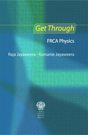 Get Through FRCA Physics - 1st Edition book cover