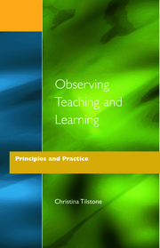 Observing Teaching and Learning - 1st Edition book cover