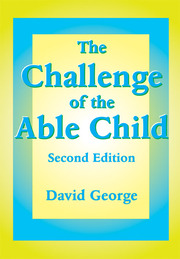 The Challenge of the Able Child - 2nd Edition book cover