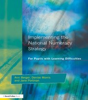 Implementing the National Numeracy Strategy - 1st Edition book cover