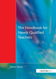 Handbook for Newly Qualified Teachers - 1st Edition book cover
