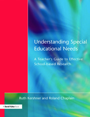 Understanding Special Educational Needs - 1st Edition book cover