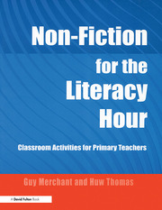 Non-Fiction for the Literacy Hour - 1st Edition book cover