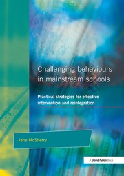Challenging Behaviour in Mainstream Schools - 1st Edition book cover
