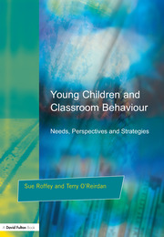 Young Children and Classroom Behaviour - 1st Edition book cover