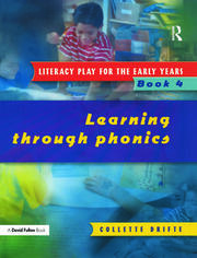 Literacy Play for the Early Years Book 4 - 1st Edition book cover