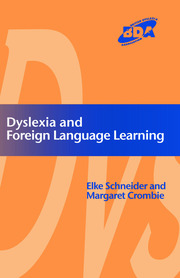 Dyslexia and Modern Foreign Languages - 1st Edition book cover