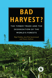 Bad Harvest - 1st Edition book cover