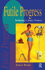 Futile Progress - 1st Edition book cover